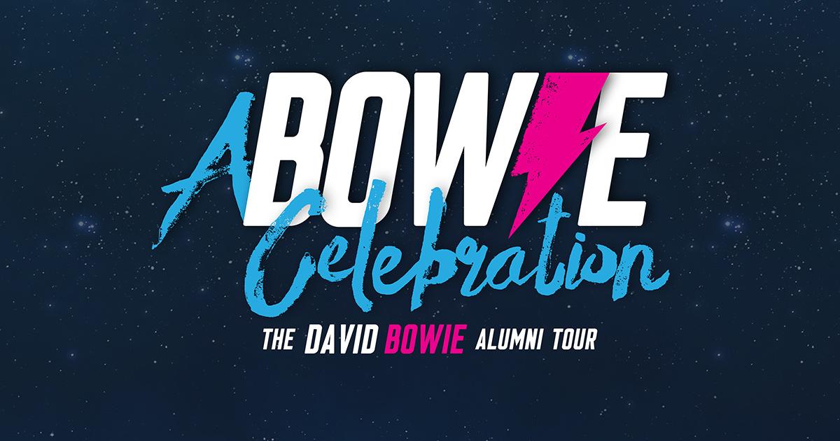 A Bowie Celebration - The David Bowie Alumni Tour